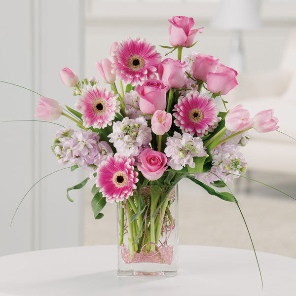 Фото букеты цветов в вазе