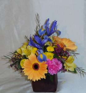 Rainbow Parade Bouquet