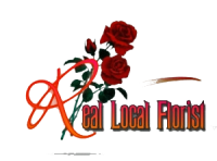 Real Local Florist Logo